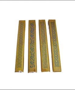 竹製臥香座